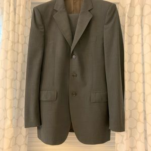Dolce & Gabbana Men's Wool Suit